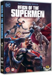 reign of the supermen - dc universe movie - DVD