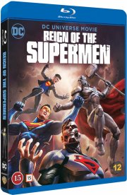 reign of the supermen - dc universe movie - Blu-Ray