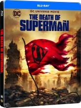 dcu: the death of superman - steelbook - 2018 - Blu-Ray