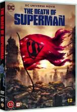 dcu: the death of superman - DVD