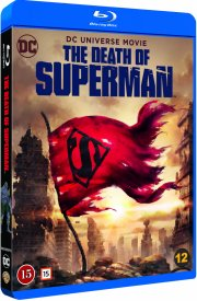 dcu: the death of superman - Blu-Ray