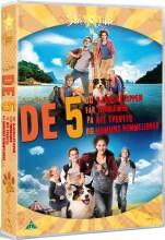 de 5 - boks - DVD