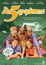de 5 og spionerne - DVD