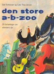 de dyre børn - den store a-b-zoo - cd