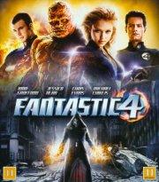 fantastic four/ de fantastiske fire - DVD