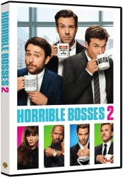 horrible bosses 2 / de satans chefer 2 - DVD