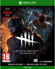 dead by daylight - nightmare edition - xbox one