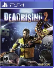 dead rising 2 hd (import) - PS4