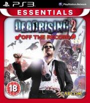 dead rising 2: off the record (essentials) - PS3
