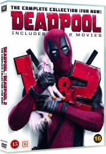 deadpool 1-2 - DVD