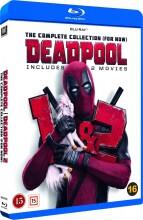 deadpool 1-2 - Blu-Ray