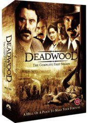 deadwood - sæson 1 - hbo - DVD