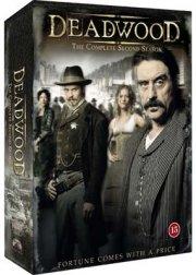 deadwood - sæson 2 - hbo - DVD