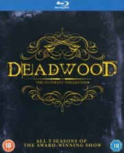 deadwood: the complete series - Blu-Ray