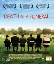 death at a funeral  - Blu-Ray