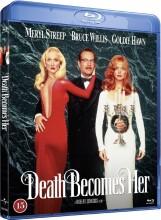 death becomes her / døden klær hende - Blu-Ray