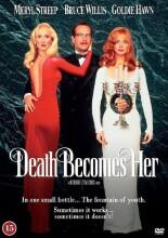 death becomes her / døden klær hende - DVD