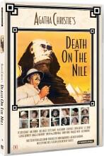 døden på nilen / death on the nile - 1978 - DVD