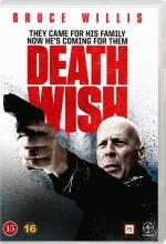 death wish - en mand ser rødt - DVD