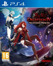 deception iv: the nightmare princess - PS4