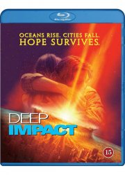 deep impact - Blu-Ray