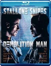 demolition man - Blu-Ray