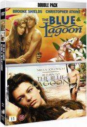 den blå lagune // tilbage til den blå lagune - DVD