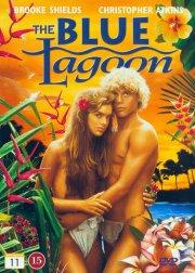 den blå lagune / blue lagoon - 1980 - DVD