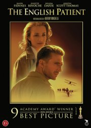 den engelske patient / the english patient - DVD