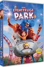 den eventyrlige park / wonder park - DVD