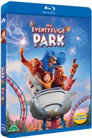 den eventyrlige park / wonder park - Blu-Ray