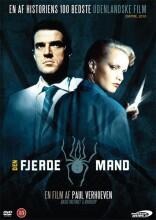 den fjerde mand - DVD