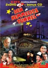 den hemmelige tunnel - dr julekalender 1997  - DVD+CD