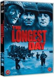 den længste dag / the longest day - DVD