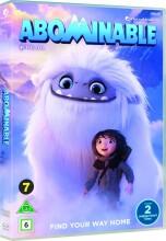den lille afskyelige snemand / abominable - 2019 - DVD