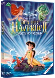 den lille havfrue 2 / the little mermaid 2 - havets hemmelighed - disney - DVD