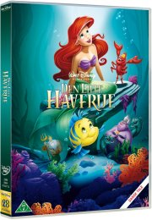 den lille havfrue - disney - DVD