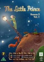 den lille prins / the little prince - sæson 3 vol. 1 - DVD