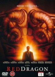 red dragon / den røde drage - DVD