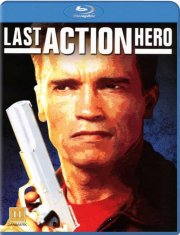 den sidste actionhelt / the last action hero - Blu-Ray