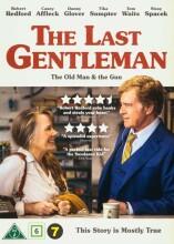 den sidste gentleman / the old man and the gun - DVD