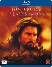 den sidste samurai / the last samurai - Blu-Ray