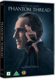 den skjulte tråd / phantom thread - DVD