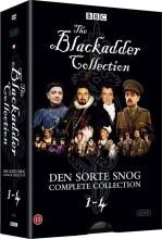 the blackadder - den sorte snog - den komplette samling - DVD