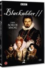 den sorte snog - sæson 2 - DVD