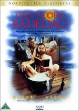 den store badedag - DVD