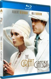 the great gatsby/ den store gatsby - Blu-Ray