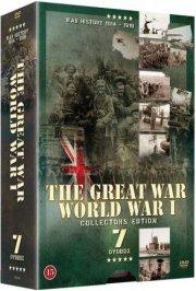 den store krig - 1. verdenskrig - DVD