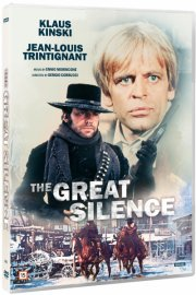 the great silence - DVD