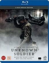 den ukendte soldat / unknown soldier - 2017 - Blu-Ray